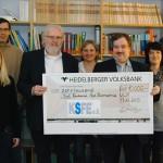 Spendenübergabe Ulm